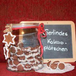 Gerlindes Kakaoplätzchen