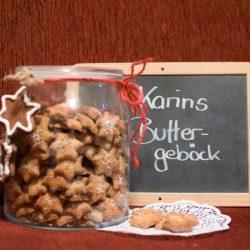 Karins Buttergebäck