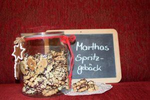 Marthas Spritzgebäck